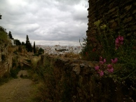 Views over the wall, Ronda