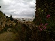 Views over the wall, Ronda