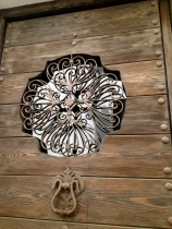 Door design detail, Ronda