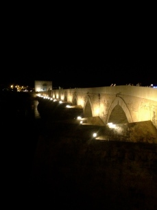 Roman bridge, Cordoba