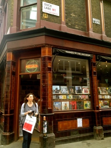 Now a record store, this Soho building was previously the pub where the Rolling Stones were formed.