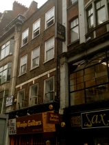 Mills Music, in Denmark Street - London's equivalent of Tin Pan Alley. This is where Elton John (then Reg Dwight) worked as an office boy and where Paul Simon famously was turned down when he offered them 'The Sound of Silence'.