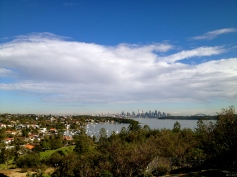 As a friend of mine says, God kissed the earth when Sydney harbour was created.