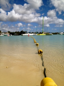 Could have taken photos in Grand Baie (Grand Bay) all day.